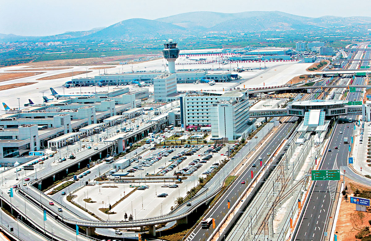 Athens' airport attracts Chinese interest