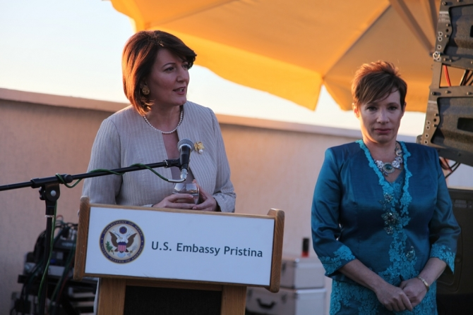 Jacobson: USA continues to support Kosovo in the Euro Atlantic integration