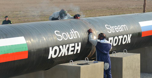 In Serbia, Bulgarian FM insists South Stream will resume in a few weeks time