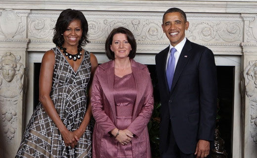 President Jahjaga congratulates US president on the anniversary of Independence