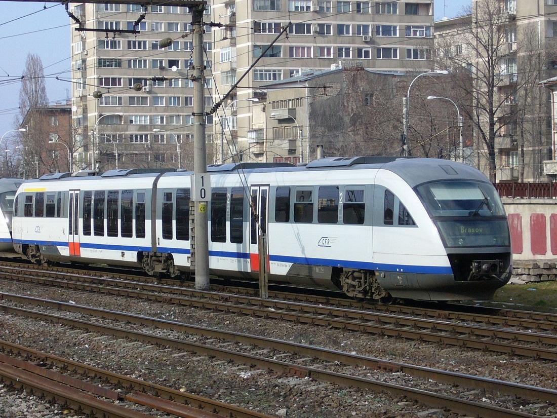 Romanian seaside train finally gets on the fast lane
