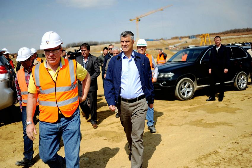 Highway linking Pristina to Han of Elez given the name of Arber Xhaferi