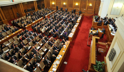 Bulgarian opposition GERB says it will boycott parliament until cabinet resigns