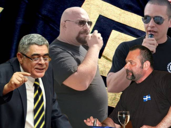 Questioning of Golden Dawn MPs continues
