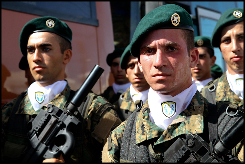 3.4 Turkish soldiers for every Cypriot Guardsman
