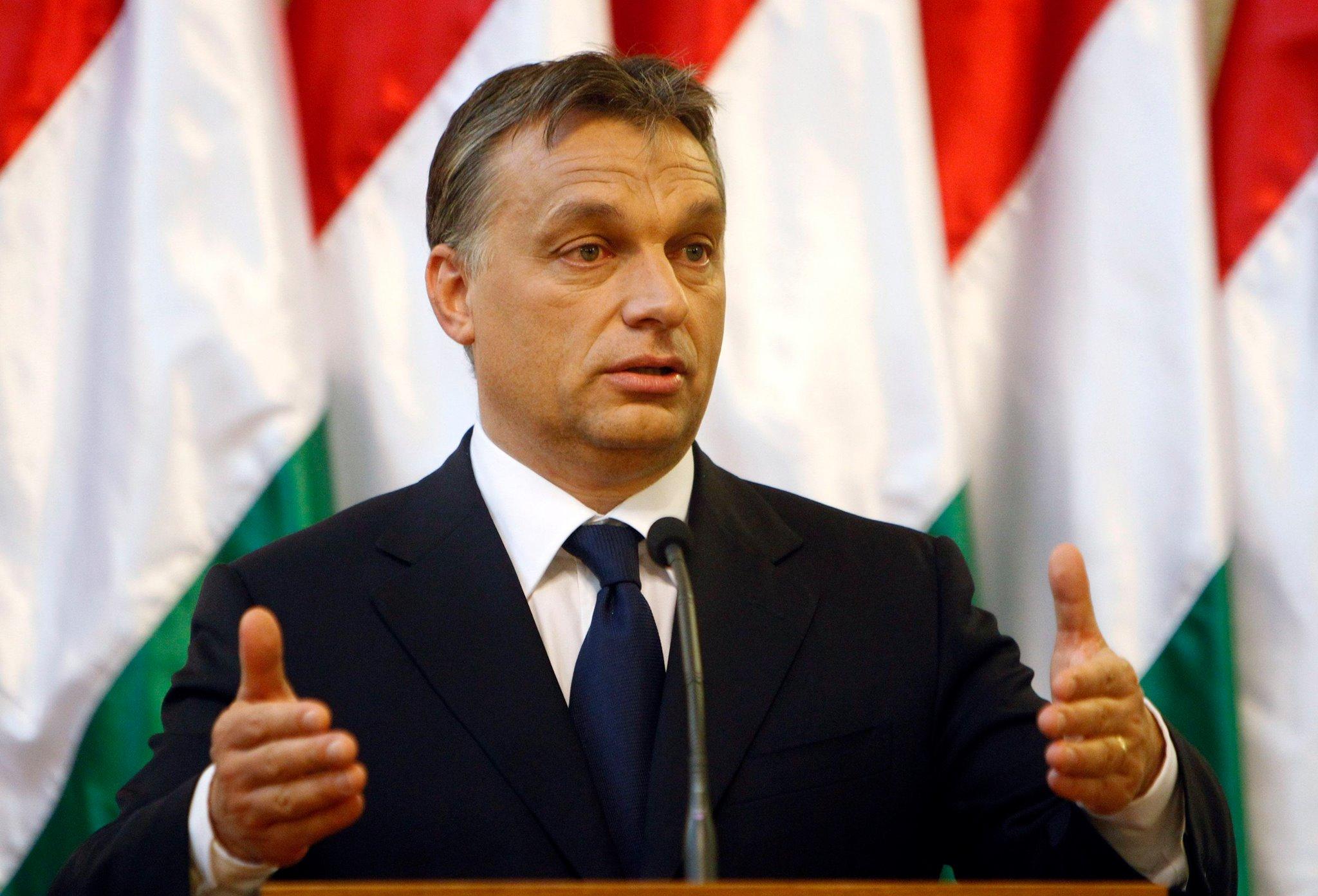 Viktor Orban, 'friend of Serbia'