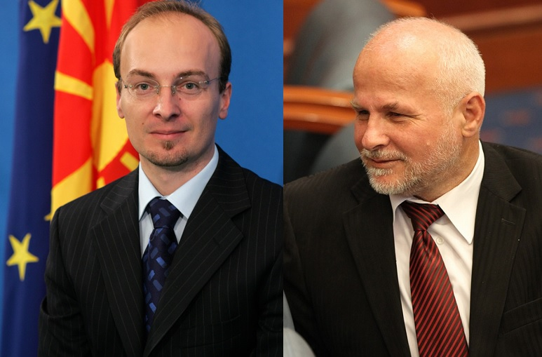 Milososki and Aliti proposed for the post of vice speaker of parliament in FYROM