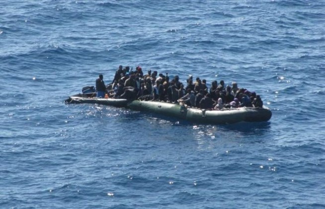 Fifty migrants rescued in the sea area of Lesvos