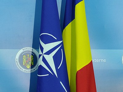"Romania pleads for NATO rotating troops in the Black Sea to discourage a ""sick man's ideas"""