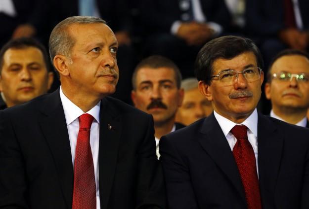 Davutoglu – Erdogan's alter ego