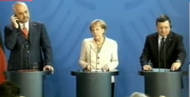 Merkel: We want integration to be accelerated, Rama: Europe must see us as partners