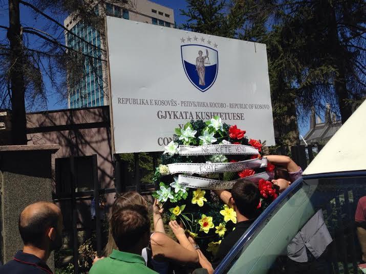 Self Determination: Constitutional Court buried democracy