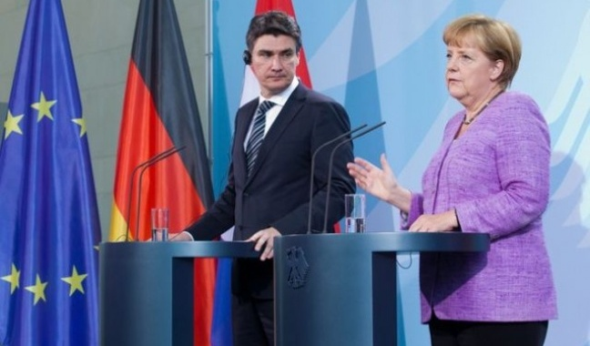 Croatia participates in Berlin conference on Western Balkans