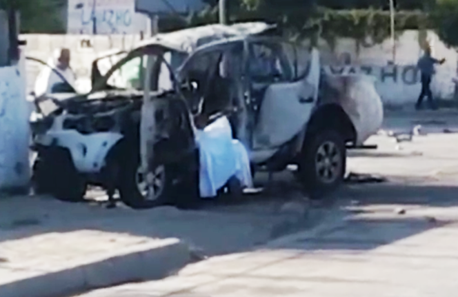 Gruesome bomb explosion in Vlora, a businessman murdered, a girl remains wounded