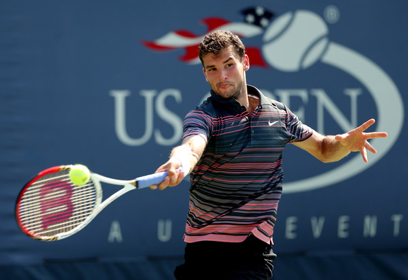 Bulgaria's Dimitrov scores first US Open win