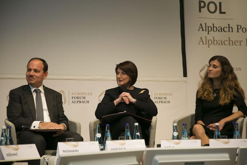 Jahjaga: Balkan is trying to change the world's perception on it