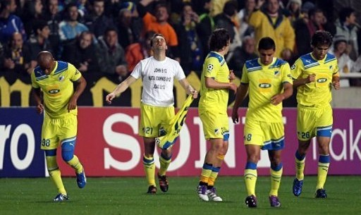 APOEL to the stars of Champions League