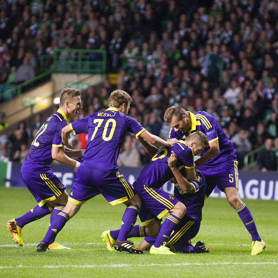 Maribor in the Champions League after 15 years