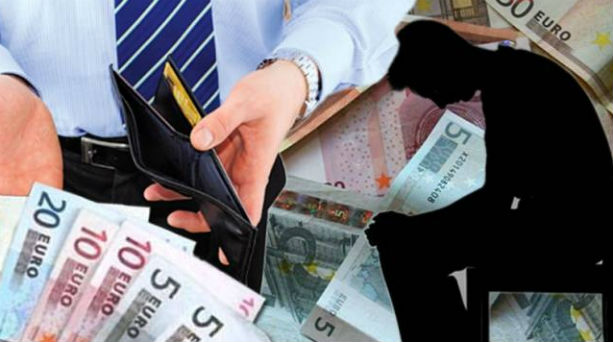 New 'explosion' in arrears of taxpayers in July
