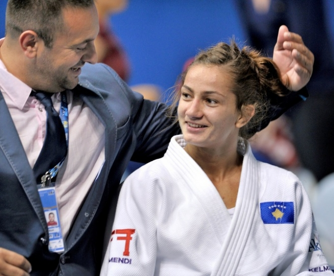 Judo fighter from Kosovo qualifies for the third World Championship round