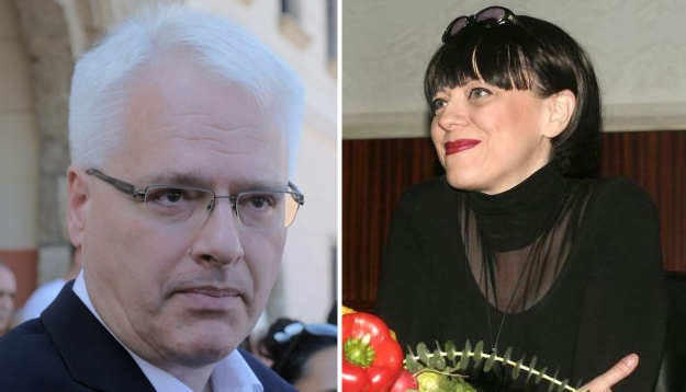 State President Ivo Josipovic and young Mirela Holy the most favored politicans in Croatia