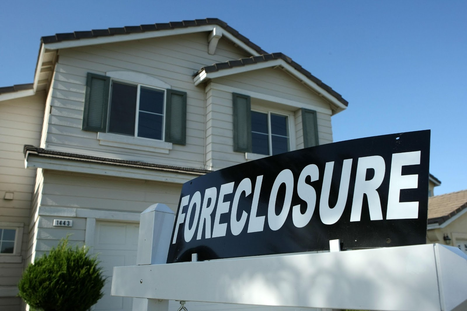 Moment of truth comes for the foreclosures bill