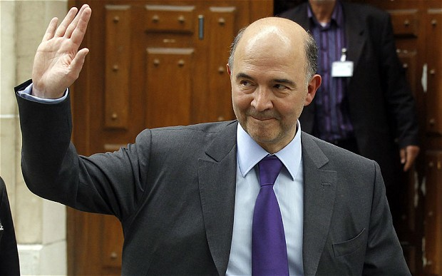 Moscovici to visit Athens on Wednesday