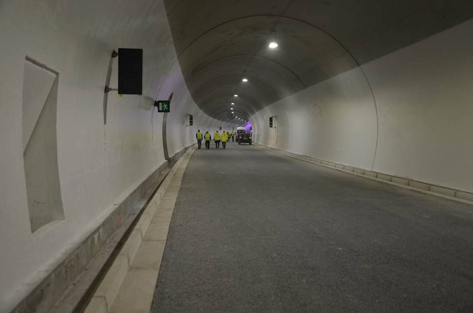 """Today the opening ceremony of the Tunnel """"March 1st"""" Zenica Jug – Lašva"""