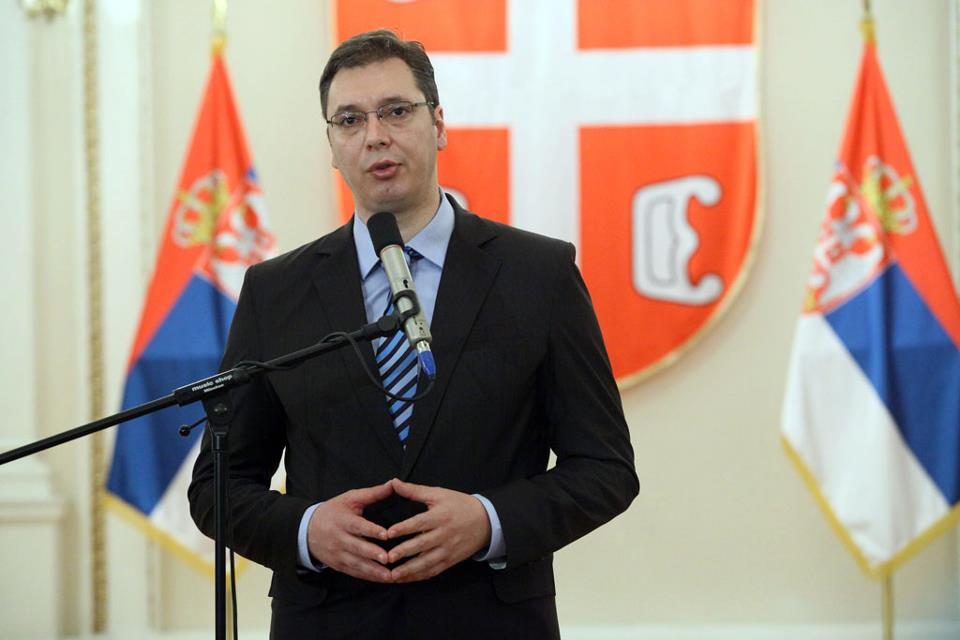 Serbia will follow EU's demands on trade with Russia