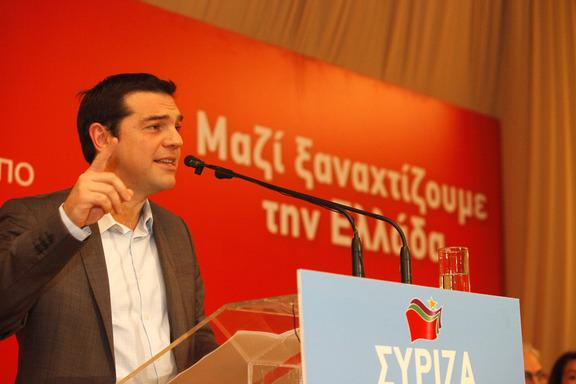 SYRIZA's governing program to be presented before the people for discussion