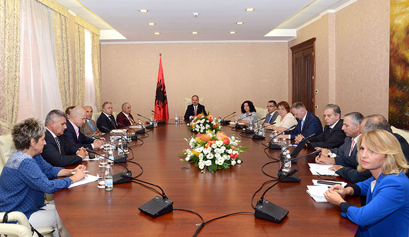 National security strategy is crucially important, says president of Albania