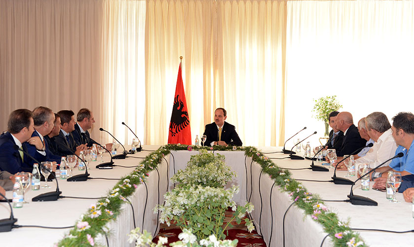 Territorial reform must serve the interests of the citizens, says President of Albania
