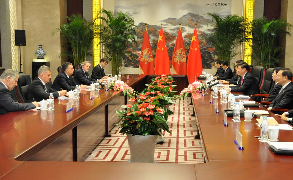 Everything ready for the investments of Chinese companies