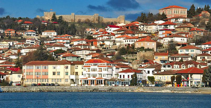 Tourism in FYROM with negative trends