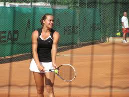 "Tennis player Gorcevska qualifies in the quarter final of ""Future"" tournament"