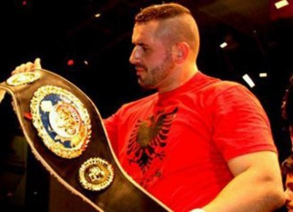 Seferi to come back in October in order to defend the WBO title