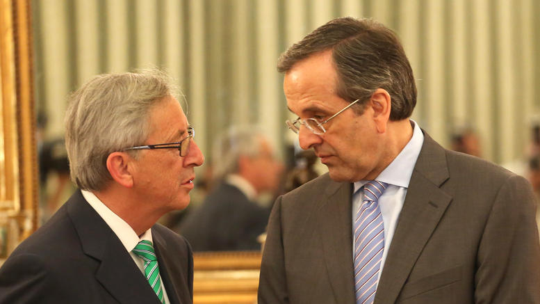 Greek PM to hold yet another meeting with J. C. Juncker
