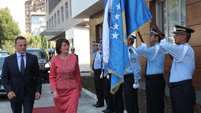 President Jahjaga commends police on the capture of the terrorist suspects