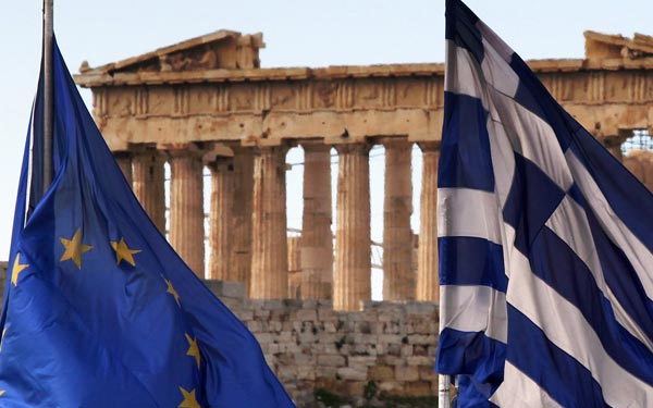 Greek economy sending out positive vibes; end of recession nears