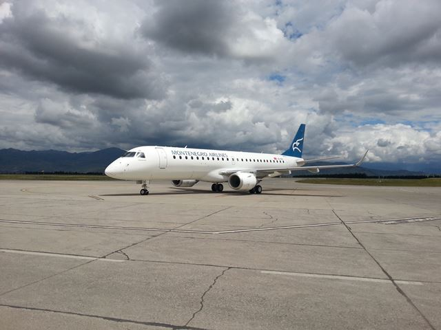 Debts are greater than assets of Montenegro Airlines