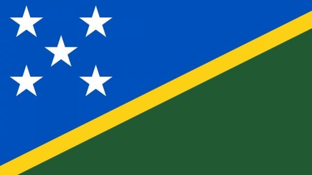 Solomon Islands recognize Kosovo