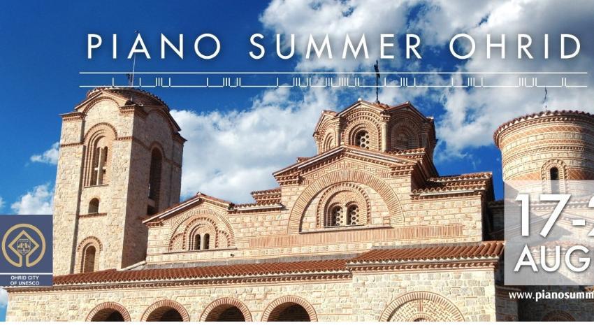 """Piano Summer Ohrid"""