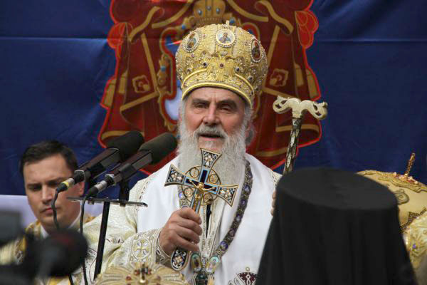 """Serbian patriarch """"to visit pope Francis"""""""