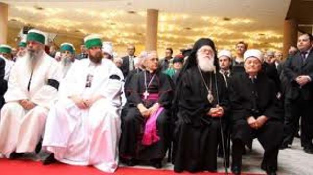 Religious communities in Albania come up with a joint stance on the activity of ISIS in Iraq