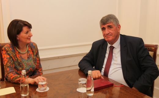 Jahjaga: Fight against religious extremism is a priority