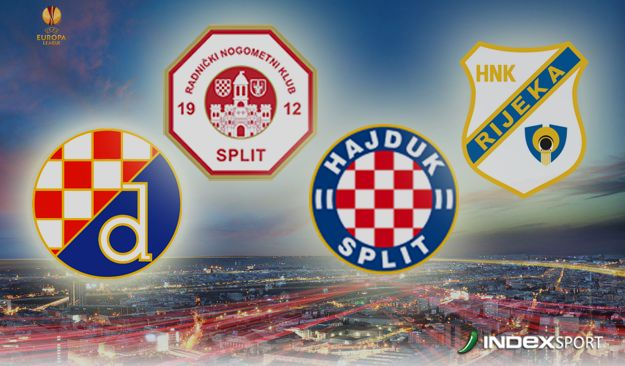 Four Croatian teams to play on the Europa League Playoffs for the first time