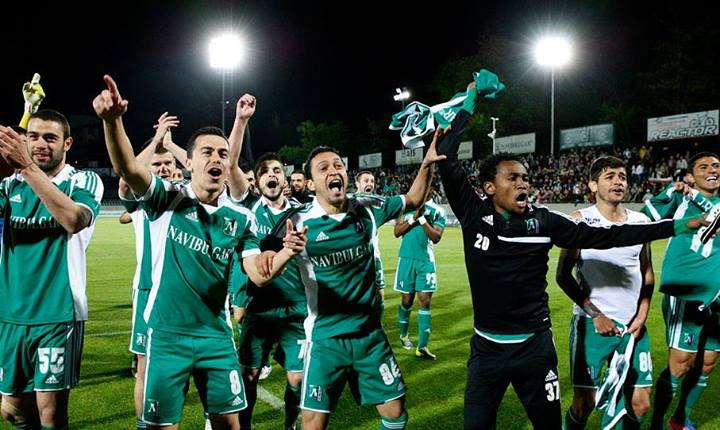 Bulgaria's Ludogorets to play Steaua Bucharest in Champions League play-off