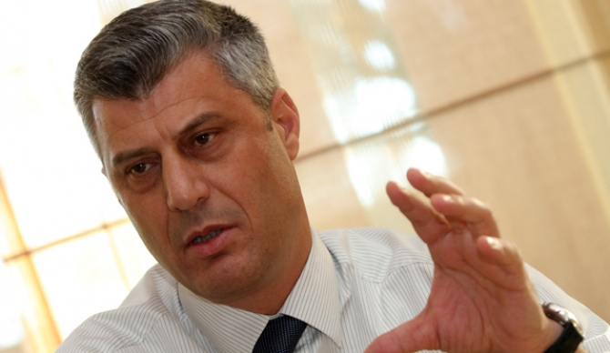 Kosovo will not be a safe haven for terrorists, says PM Thaci