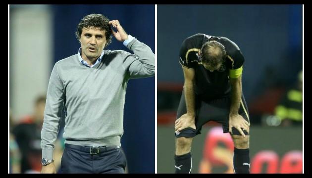 Croatia without a representative in Champions League