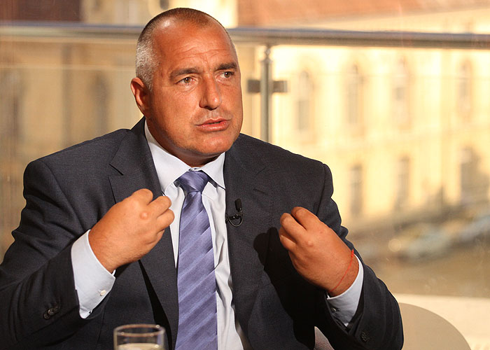 Bulgarian centre-right leader Borissov aims for single-party government after early elections